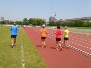 2015/05/06の颯走塾ランニング練習会