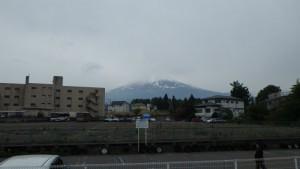 2015/05/09の富士山