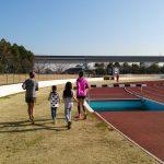 2017年最初の舎人公園マラソン練習会