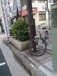 東京マラソン2017新コース門前仲町折り返し③