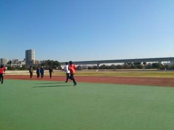 2017/03/08の舎人公園陸上競技場