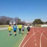 2017/03/08の颯走塾舎人公園マラソン練習会②