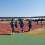 2017/03/22の颯走塾・足立区舎人公園マラソン練習会1