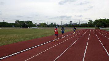 2017/04/26の舎人公園マラソン練習会1