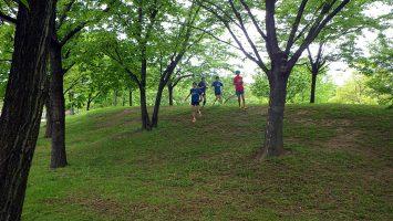 2017/04/26の舎人公園マラソン練習会2