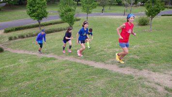 2017/04/26の舎人公園マラソン練習会3