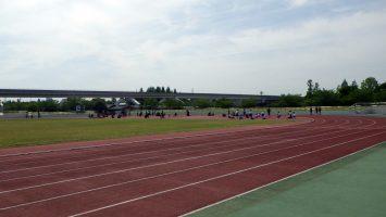 2017/05/03の舎人公園陸上競技場1