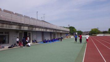 2017/05/03の舎人公園陸上競技場2