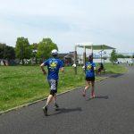 2017/05/03の舎人公園マラソン練習会2