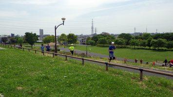 2017/05/03の舎人公園マラソン練習会4
