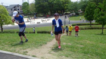 2017/05/03の舎人公園マラソン練習会5