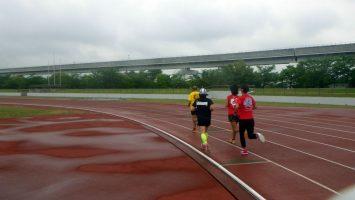 2017/05/10の舎人公園マラソン練習会2