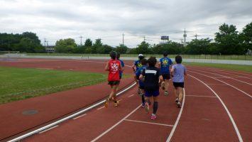 2017/05/17の足立区舎人公園マラソン練習会1
