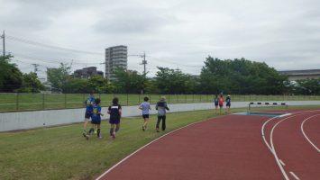 2017/05/17の足立区舎人公園マラソン練習会5