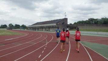 2017/05/24の舎人公園マラソン練習会1