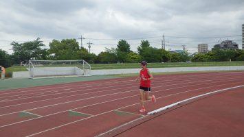 2017/05/24の舎人公園マラソン練習会4