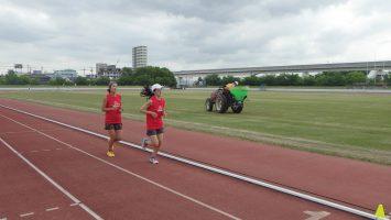 2017/05/24の舎人公園マラソン練習会2