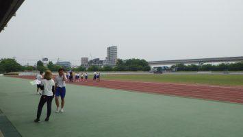 2017/05/31の舎人公園陸上競技場
