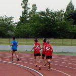 2017/05/31の舎人公園マラソン練習会1