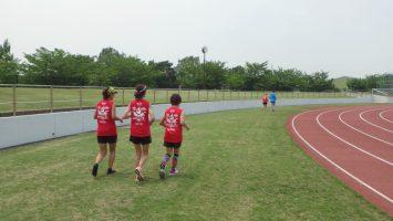 2017/05/31の舎人公園マラソン練習会2