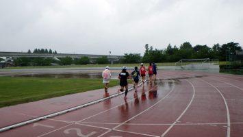 2017/06/21の舎人公園マラソン練習会3