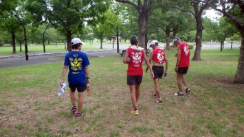 2017/07/12の颯走塾足立区舎人公園マラソン練習会3