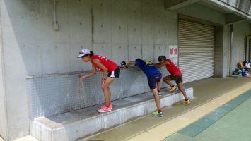 2017/07/19の足立区舎人公園マラソン練習会2
