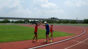 2017/07/19の足立区舎人公園マラソン練習会4