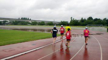 2017/07/26の足立区舎人公園マラソン練習会2