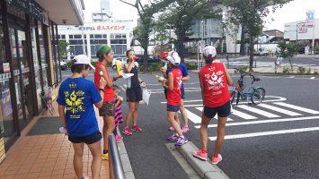 2017/08/02の足立区舎人公園マラソン練習会5