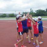 2017/08/02の足立区舎人公園マラソン練習会4