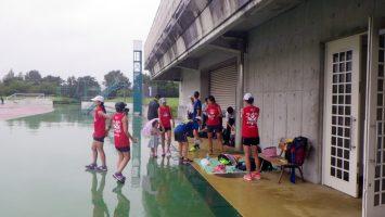 2017/08/16の足立区舎人公園マラソン練習会2