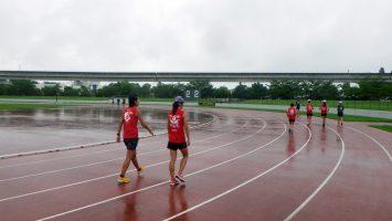 2017/08/16の足立区舎人公園マラソン練習会3