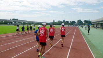2017/08/23の足立区舎人公園マラソン練習会1