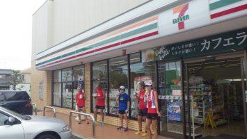 2017/08/23の足立区舎人公園マラソン練習会2