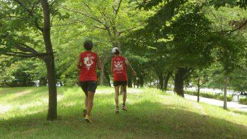 2017/08/30の足立区舎人公園マラソン練習会6