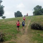 2017/08/30の足立区舎人公園マラソン練習会2