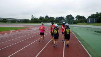 2017/09/06の足立区舎人公園マラソン練習会1