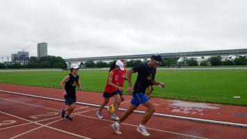 2017/09/06の足立区舎人公園マラソン練習会2
