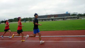 2017/09/06の足立区舎人公園マラソン練習会4