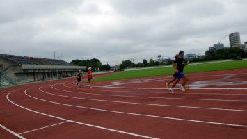 2017/09/06の足立区舎人公園マラソン練習会5