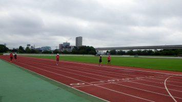 2017/09/06の足立区舎人公園マラソン練習会6