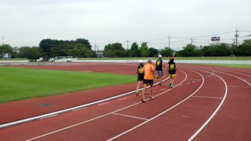 2017/09/20の足立区舎人公園マラソン練習会2