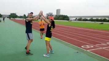 2017/09/20の足立区舎人公園マラソン練習会3