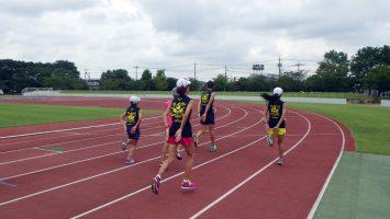 2017/09/27の足立区舎人公園マラソン練習会1