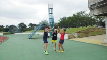 2017/09/27の足立区舎人公園マラソン練習会2