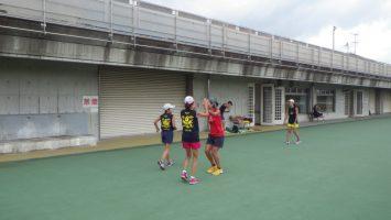 2017/09/27の足立区舎人公園マラソン練習会3