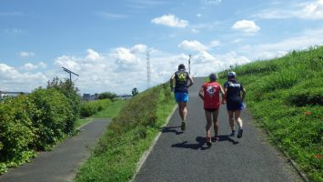 2017/09/13の足立区舎人公園マラソン練習会2