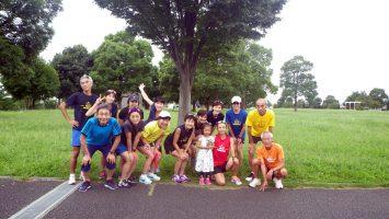 2017/09/16 舎人公園リレーマラソン2017秋9