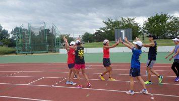 2017/10/04の足立区舎人公園マラソン練習会4